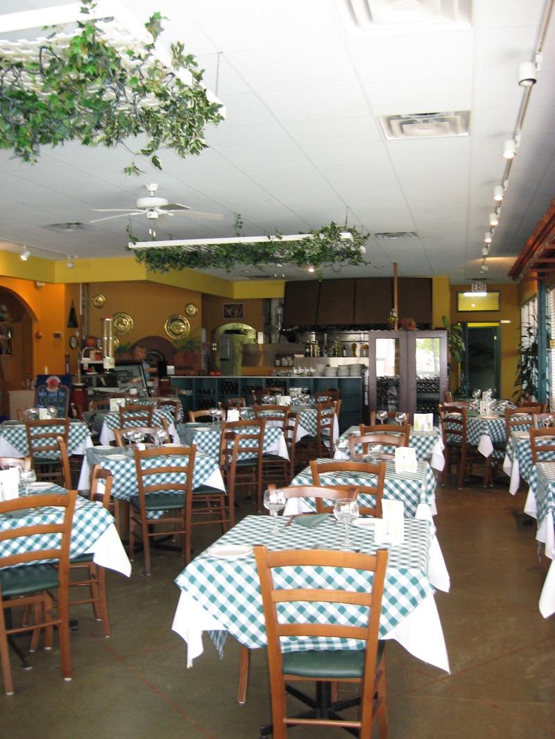 Il Forno Dining Room